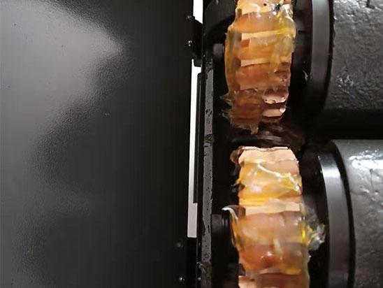 滚牙机蜗轮蜗杆